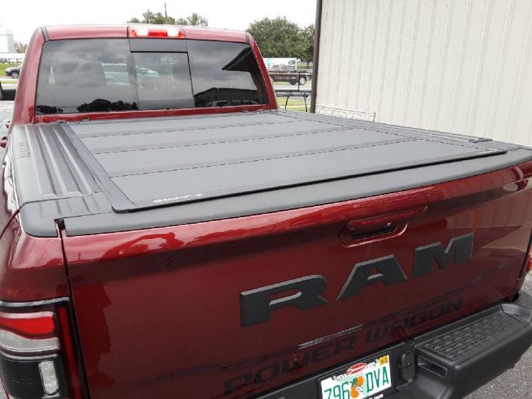 Bak Flip Mx4 Tri Fold Tonneau Cover Dodge Ram Box New Tonneau Covers Emery S Topper Sales Inc
